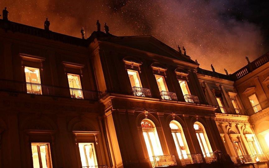 Otros tesoros del patrimonio mundial que también fueron devastados por las llamas