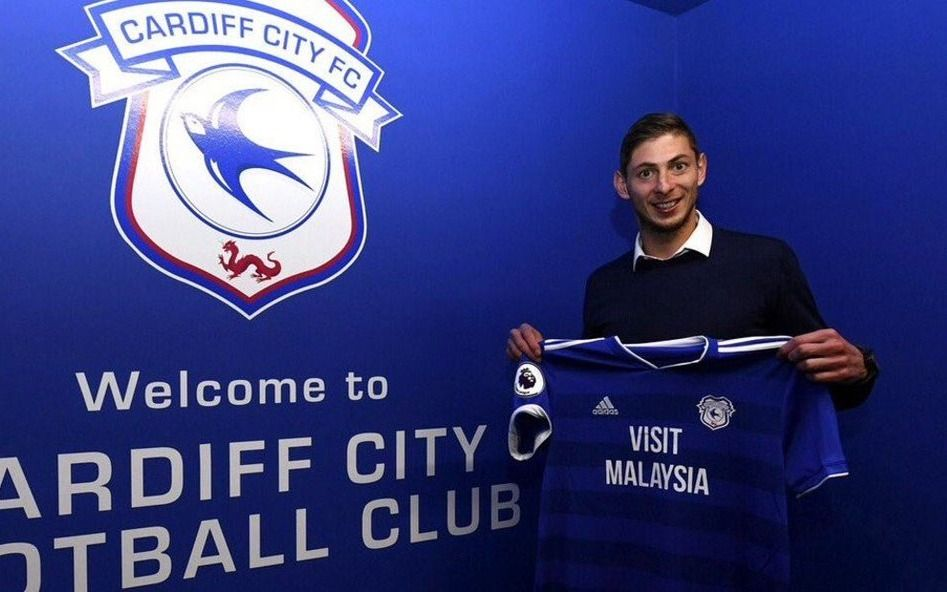 Cardiff entregó a FIFA documentos sobre Sala