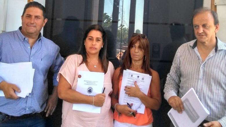 Piden que la Oficina Anticorrupción investigue los audios en Ensenada