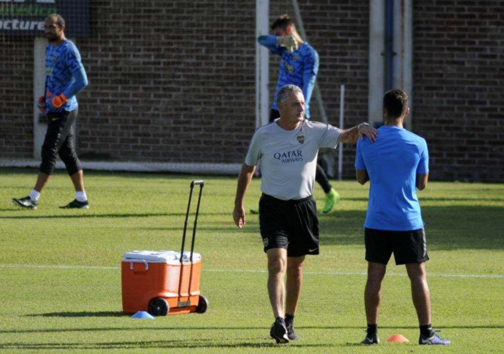 Alfaro ya perfila un equipo para el debut copero