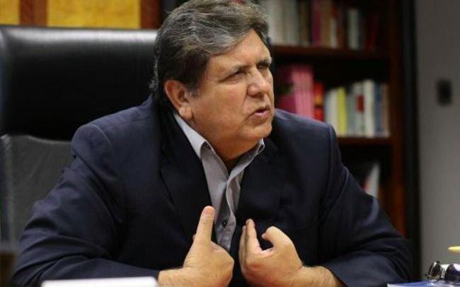 Murió el ex presidente de Perú que se disparó cuando iban a detenerlo por caso de corrupción