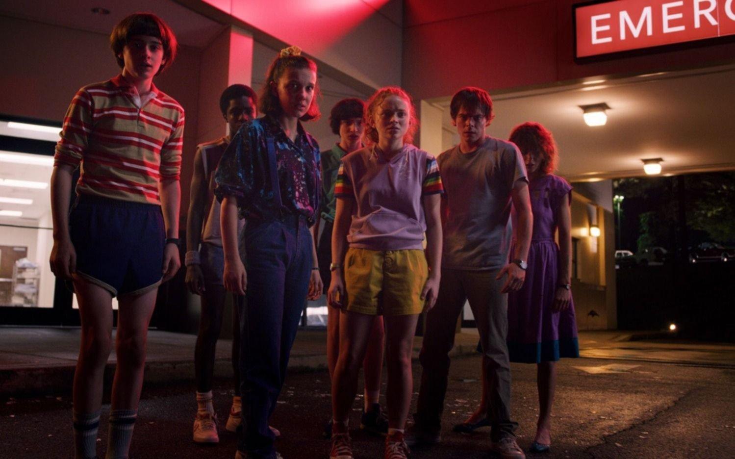 """Los creadores de """"Stranger Things"""" van a juicio acusados de plagio"""