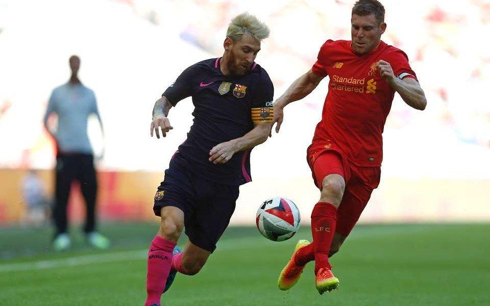 """La sinceridad de un defensa del Liverpool: """"No tengo la menor idea de cómo frenar a Messi"""""""