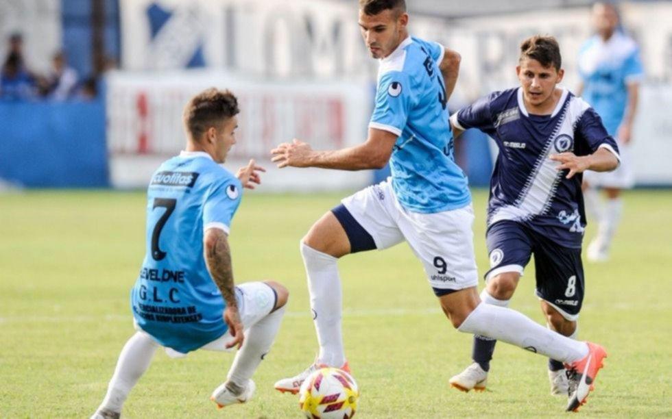 La Villa igualó sin goles conSan Martín de Burzaco