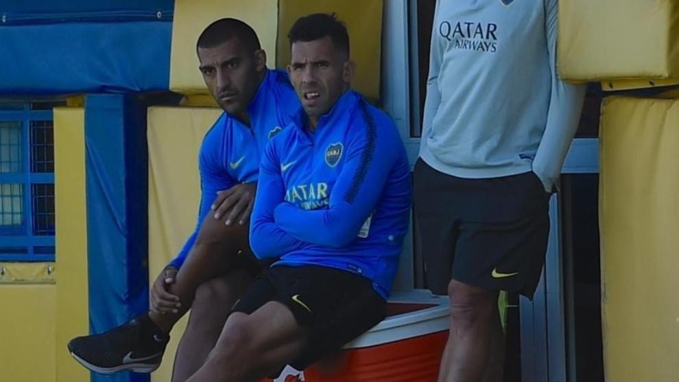 Boca ya carretea, y Tevez por ahora se queda en Buenos Aires