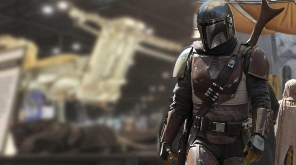 "Inagotable: el mundo ""Star Wars"" sigue con ""The Mandalorian"""