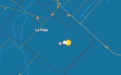 Buen tiempo en la Ciudad: baja la  temperatura pero el sol sigue radiante