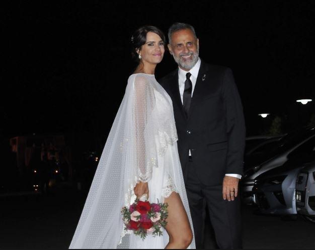 ¡Sí, quiero!: todo lo que dejó el casamiento íntimo de Jorge Rial