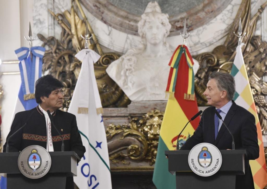 Avances con Bolivia en materia de energía y de salud