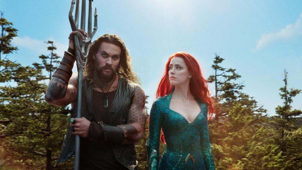 """Johnny Depp quiso hacer echar a su ex de """"Aquaman"""""""