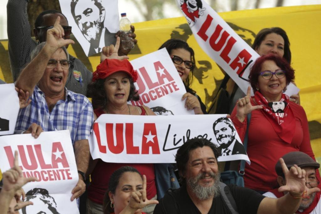 La Justicia de Brasil le bajó la condena por corrupción a Lula