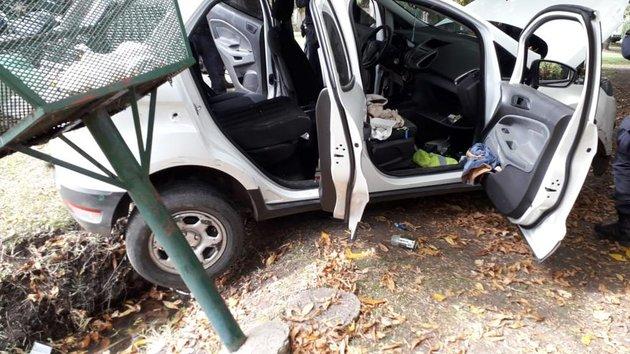 De Quilmes a La Plata, preparado para delinquir - Policiales