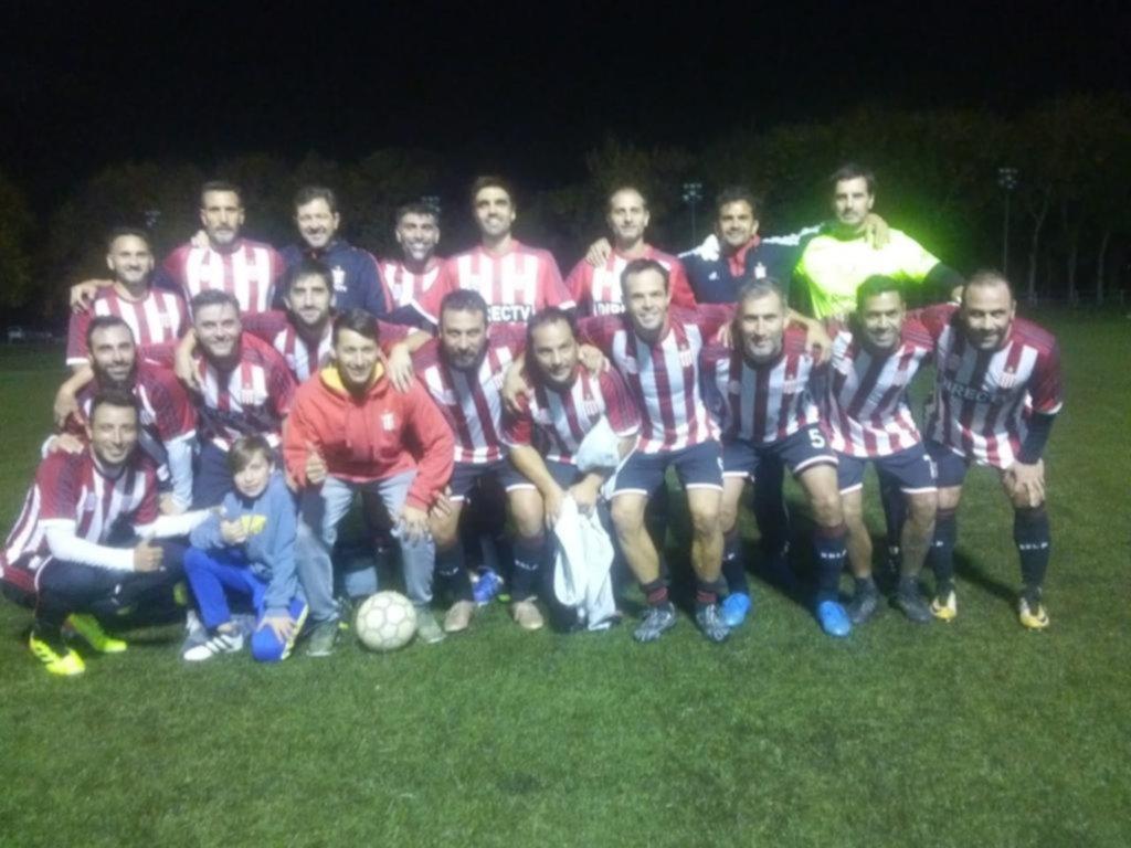 El Senior+36 se impuso 3-1 a Tigre por la segunda fecha del torneo de la Superliga