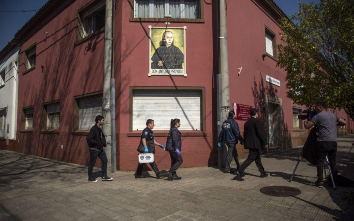 Por los abusos en el Próvolo de La Plata, ordenan detener a dos sacerdotes y un ex empleado