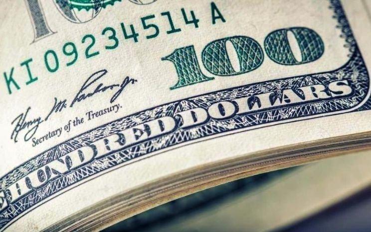 El dólar quedó arañando los $45, mientras el Riesgo País fija otro récord