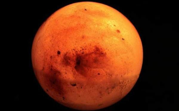 Tembló Marte y por primera vez la Nasa pudo registrar un sismo en el planeta rojo