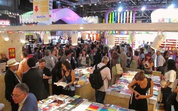 La Feria del Libro de Buenos Aires abre sus puertas mañana