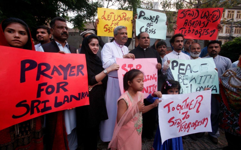 Ya son 359 los muertos en los atentados de Sri Lanka