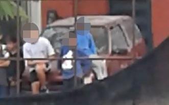 """Nuevo desafío y guardia policial por los """"tira piedras"""" del San José Obrero"""