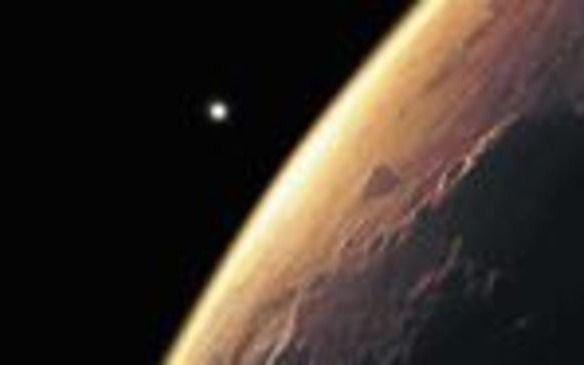 Por primera vez se detectó un terremoto en Marte