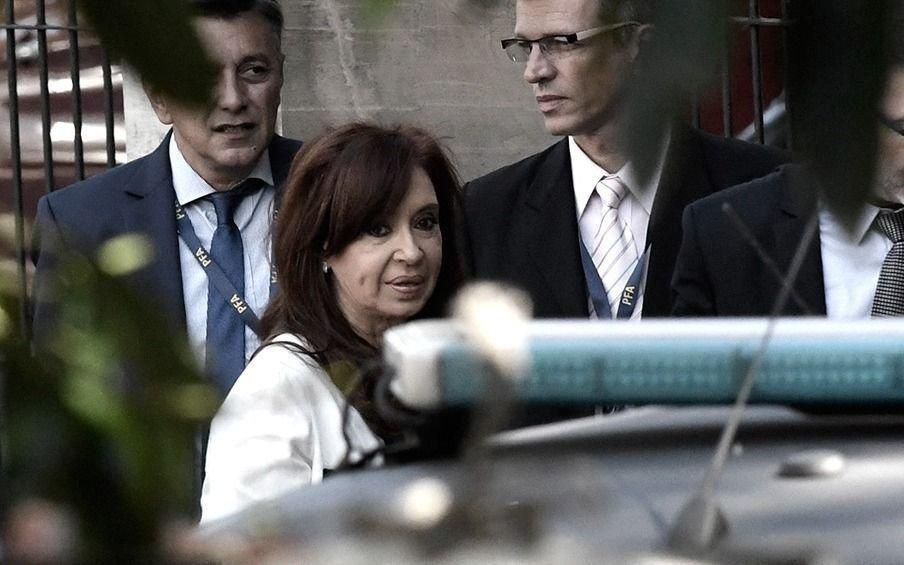 Cuadernos: ampliaron el procesamiento con prisión preventiva de Cristina Kirchner