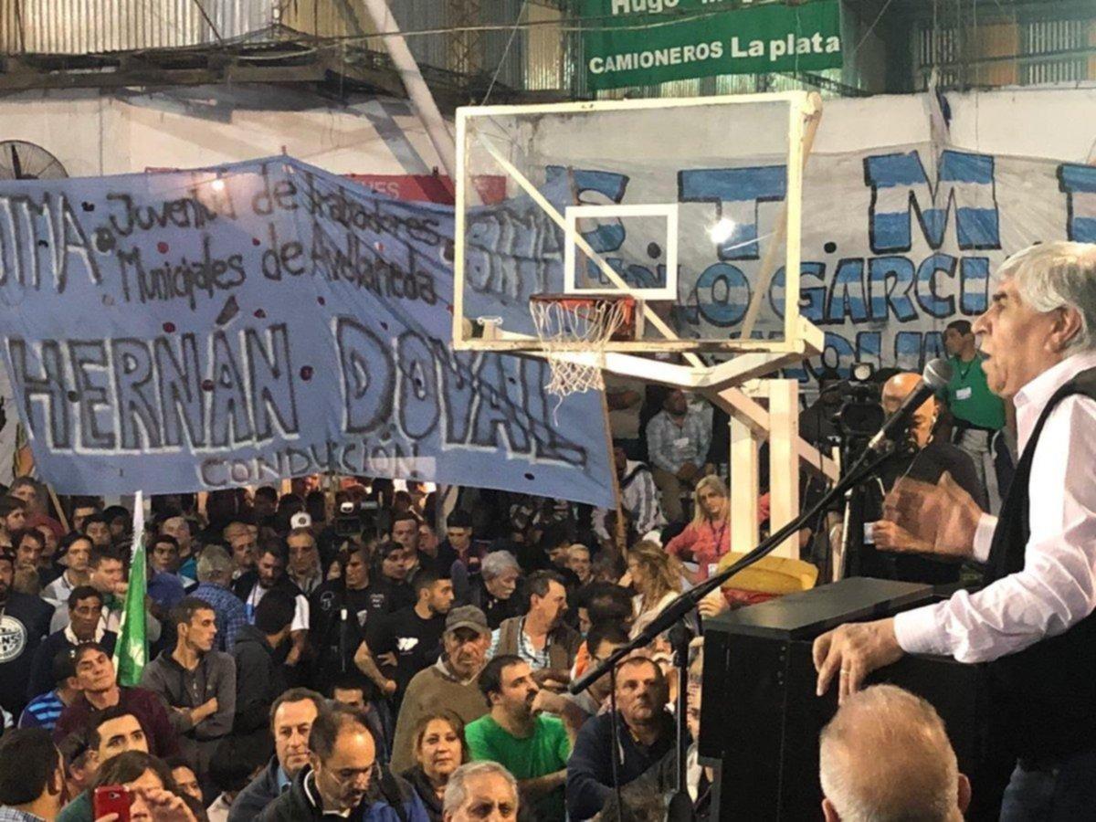 Anuncian marcha sindical en el paro del 30A