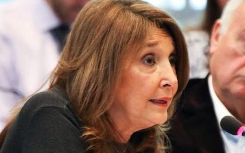 Marisa Graham fue designada Defensora de la Niñez