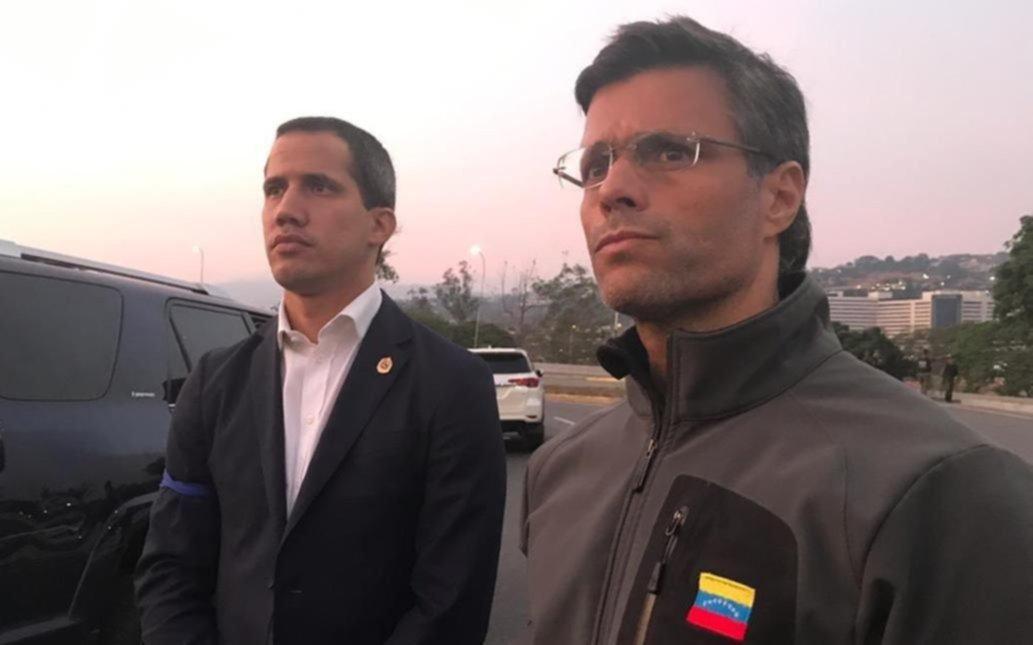 Guaidó: El usurpador tenía todo listo para irse