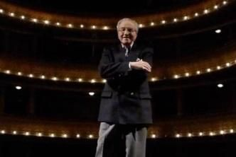 Pesar por la muerte de Constantino Juri, un amante del escenario