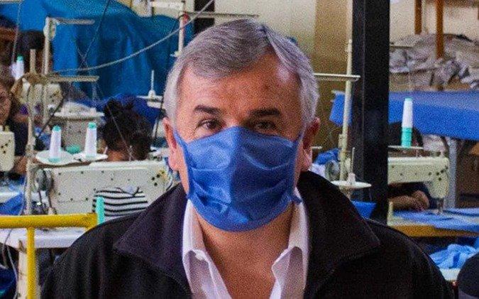 Jujuy implementará desde el viernes, el uso obligatorio del barbijo