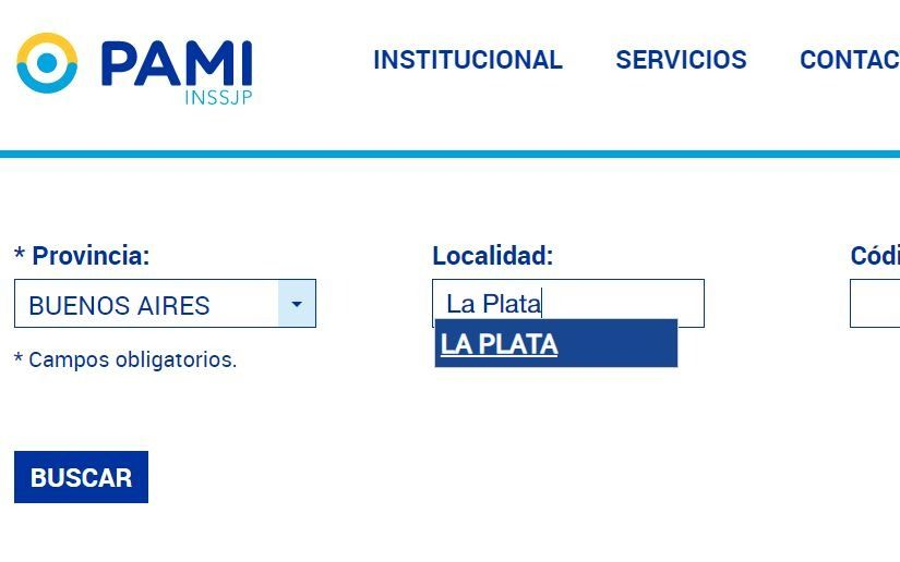 Consultá qué farmacias de la Región  aplican la vacuna para afiliados al PAMI