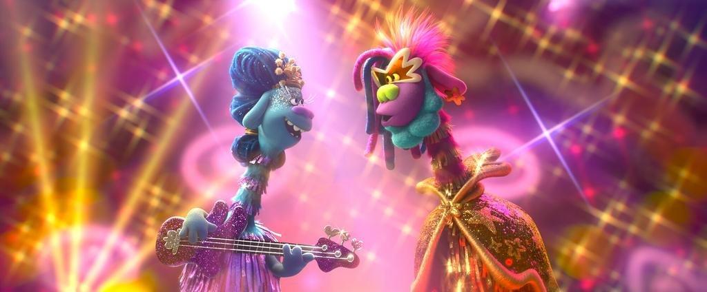 """Trolls World Tour"": a falta de cines, el streaming es bienvenido"