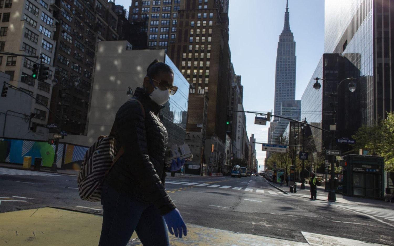 La cuaretena provocaría la mayor caída anual de contaminación en la historia