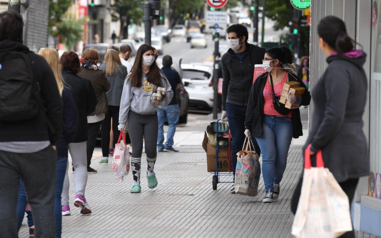Tres nuevas muertes por coronavirus eleva a 82 el total de víctimas fatales en Argentina