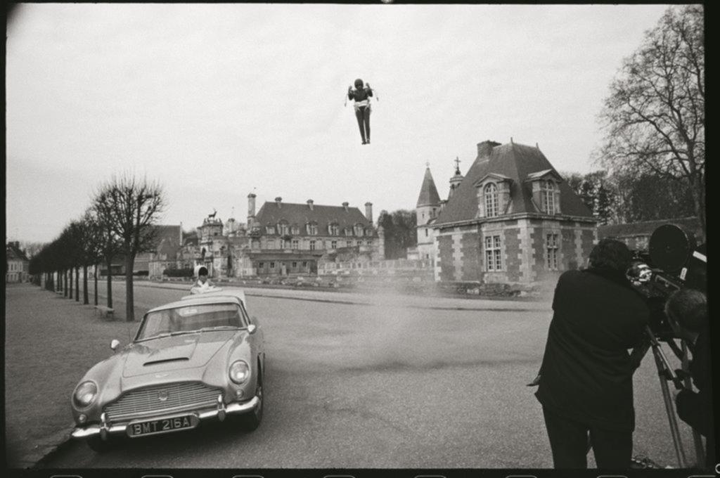 James Bond y sus autos, un romance de varias décadas