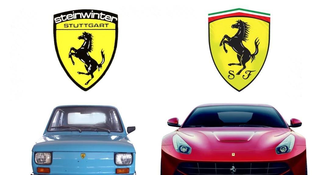 La extraña compañía con el mismo logotipo que Ferrari