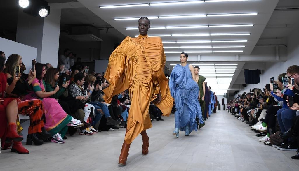 La semana de la moda de Londres, en 'streaming'