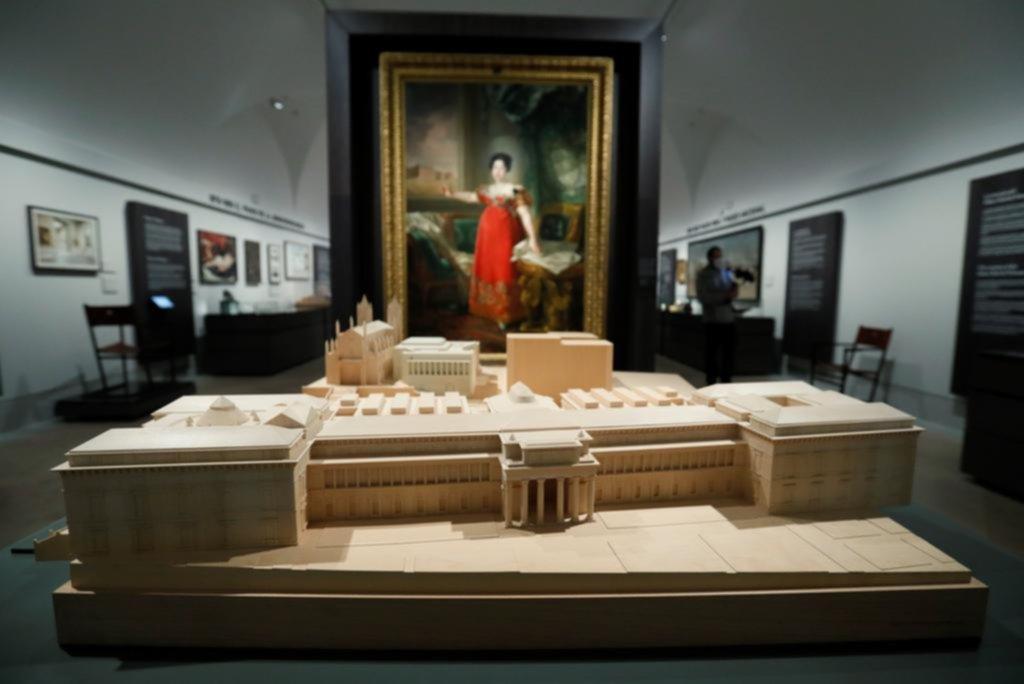 Un cuadro, una bomba y una gorra: la historia del Prado