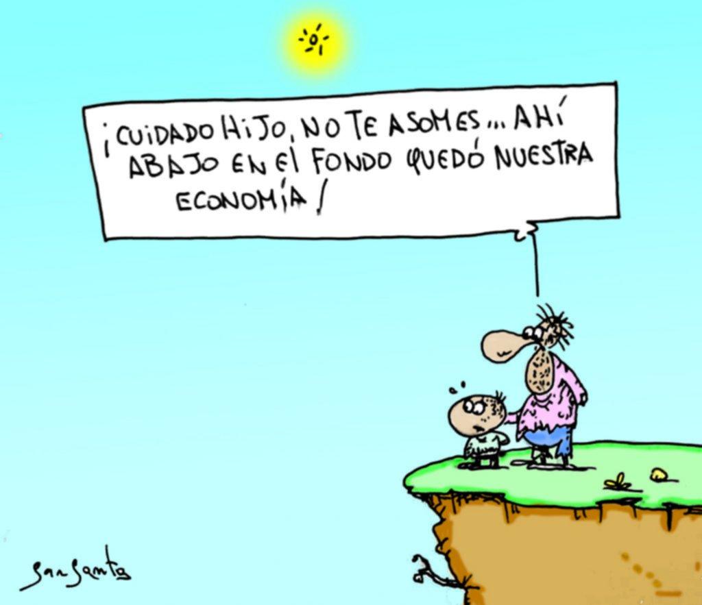 Humor económico