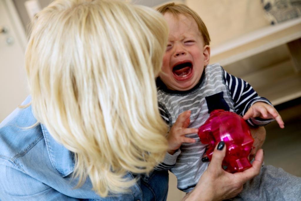 Padres estresados: tips para calmarse y no explotar
