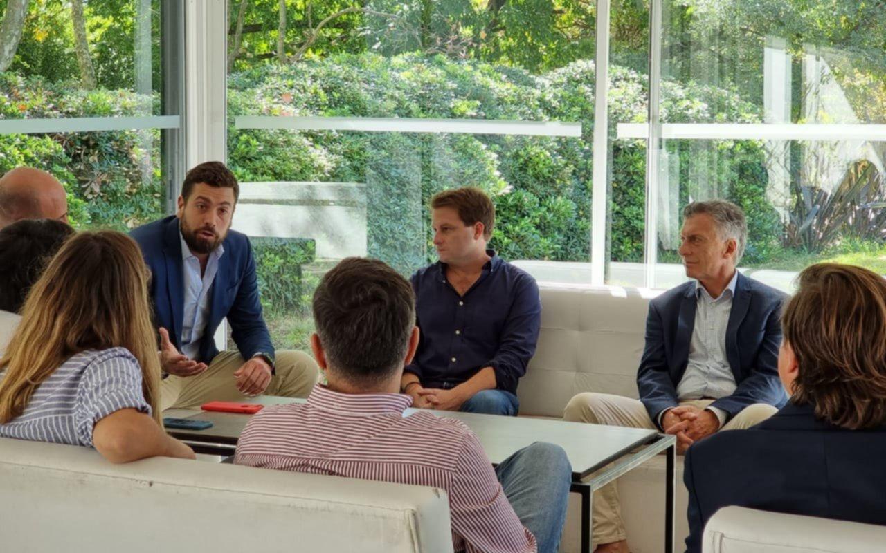 Mauricio Macri, aislado por contacto estrecho: compartió una reunión con el diputado Alex Campbell, que dio positivo por segunda vez