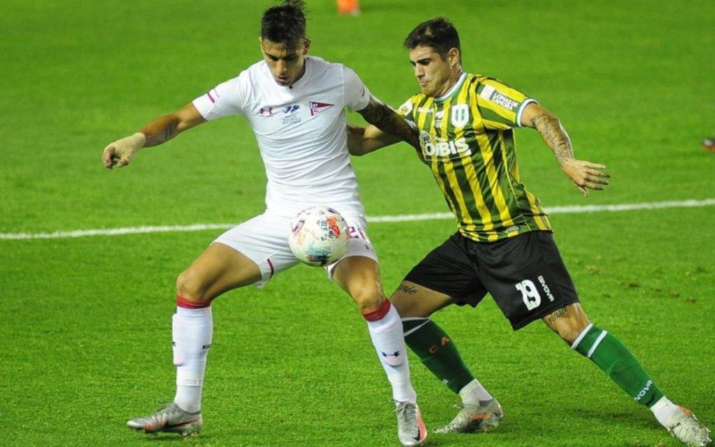 Informe Pincha: Noguera no jugaría ante Aldosivi y esperan por Apaolaza