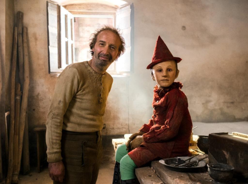 """""""Pinocho"""": un regreso al origen fantástico y terrorífico del clásico"""