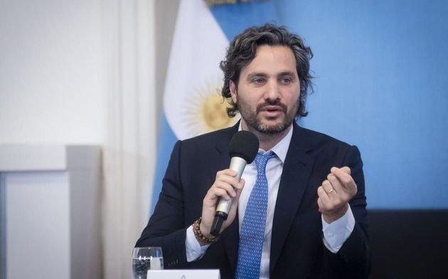"""""""Tanto las provincias como CABA pueden comprar vacunas por su cuenta"""", dijo Cafiero"""