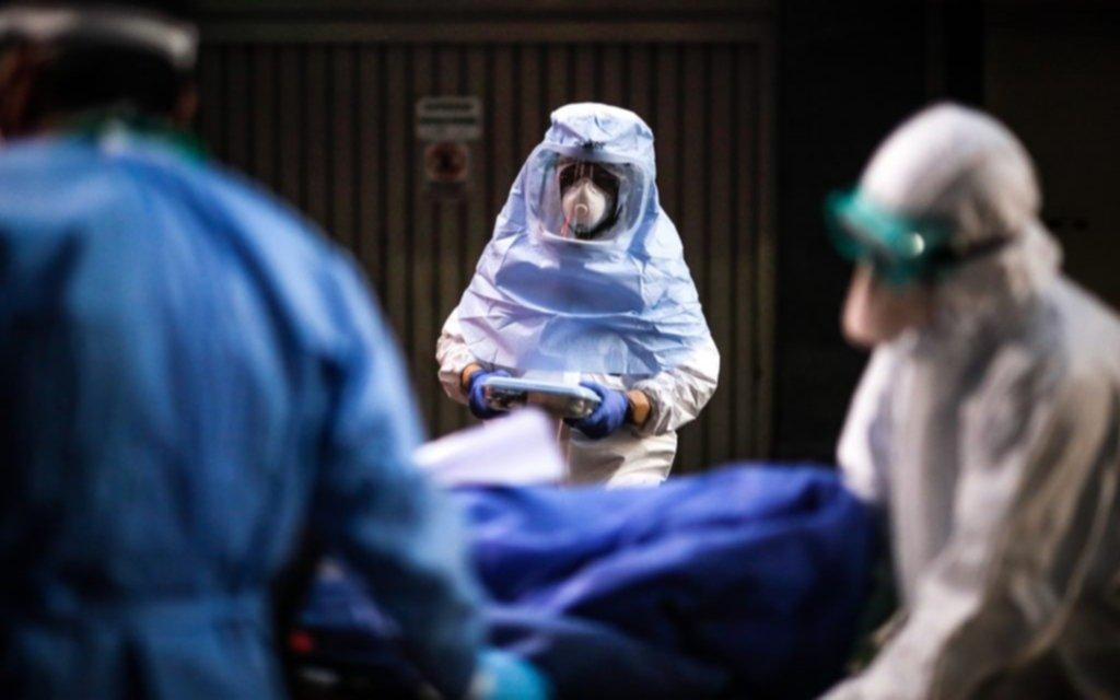 Otro récord de contagios de coronavirus en Argentina: más de 23.500 nuevos casos en un día