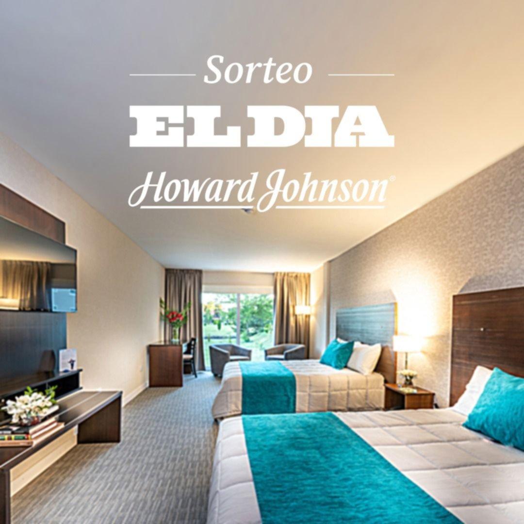 Se sortearon las estadías en el Hotel Howard Johnson para suscriptores de eldia.com: los ganadores