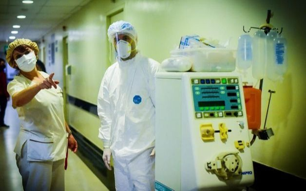 Se registraron más de 19 mil nuevos contagios de Covid en un día en la Argentina