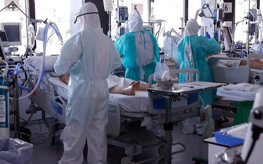 Advierten que en el Hospital San Martín de La Plata la ocupación de camas de terapia intensiva llega al 90 por ciento