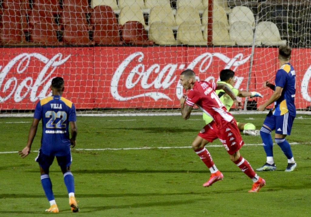 Boca volvió a tener otra actuación decepcionante y Unión lo aprovechó -  Deportes