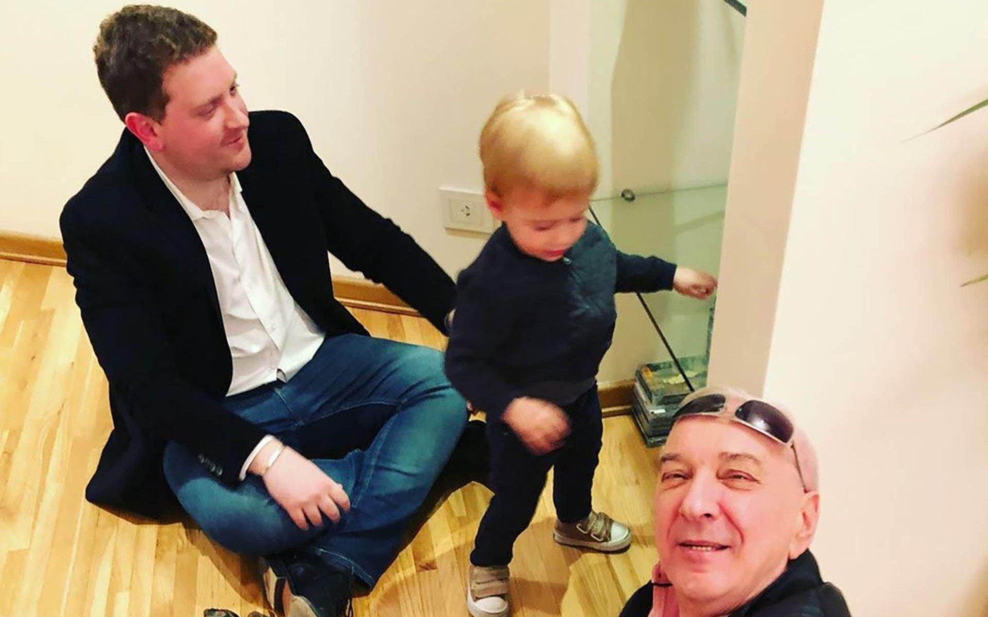 Qué le dijo el hijo de Mauro Viale a una abogada una hora antes de la muerte de su padre